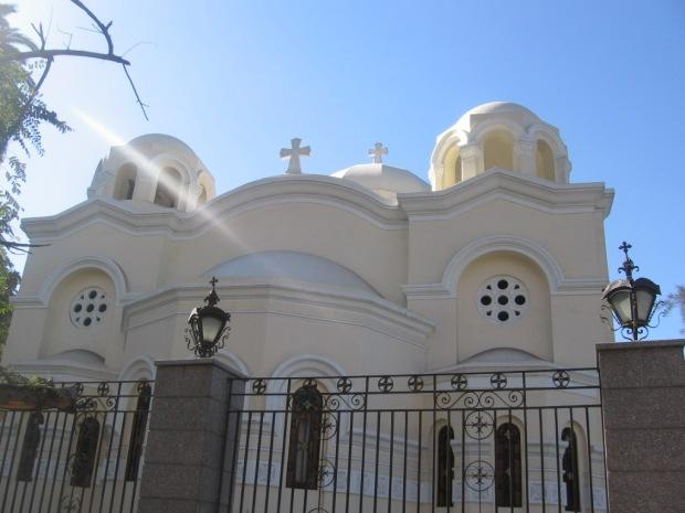 Biserica din Zeitun, Cairo