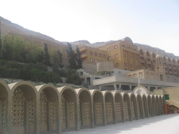 Manastirea Dronka, Assiut, Egipt