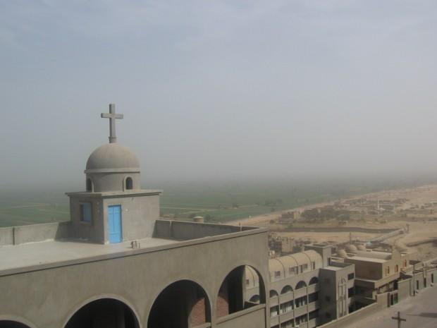 Man. Dronka, Assiut, Egipt