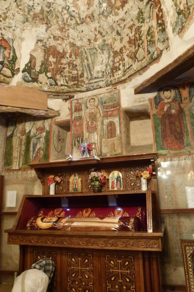 Moastele Sf Efrem Sirul, Waadi Natrun, Egipt 1