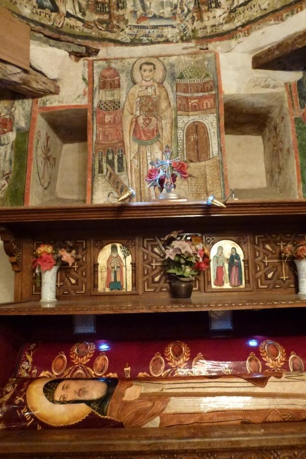 Moastele Sf Efrem Sirul, Waadi Natrun, Egipt 2
