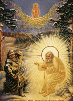Sf Serafim de Sarov 1