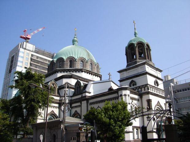Nikolaj-Do, catedrala Sf Nicolae, Tokyo