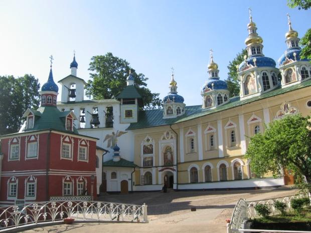 Man. Peciora, Pskov