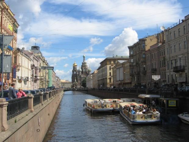 St Petersburg, iunie 2008