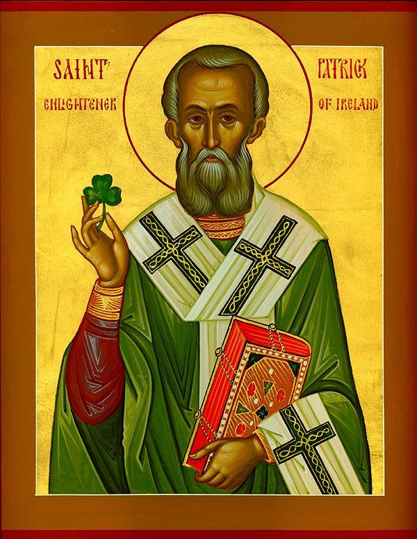 Sf Patrick, Apostolul Irlandei