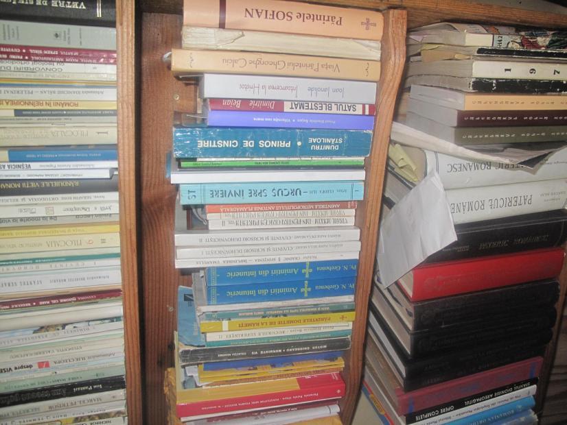 18 cartile romanesti din chilia maicii Nina,  Nilus Island Alaska