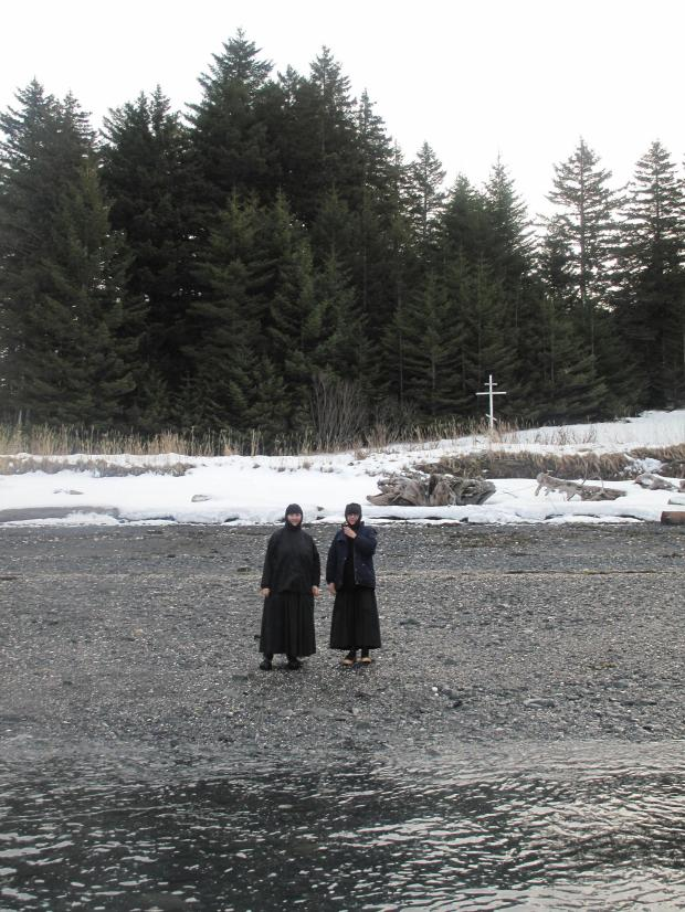 27 Domnul cu voi - Alaska, Nilus Island, schit ortodox