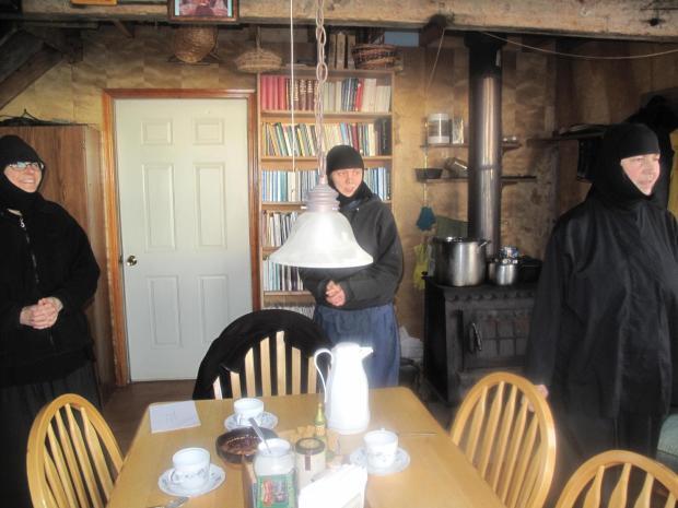 9 obstea schitului, Nilus Island Alaska