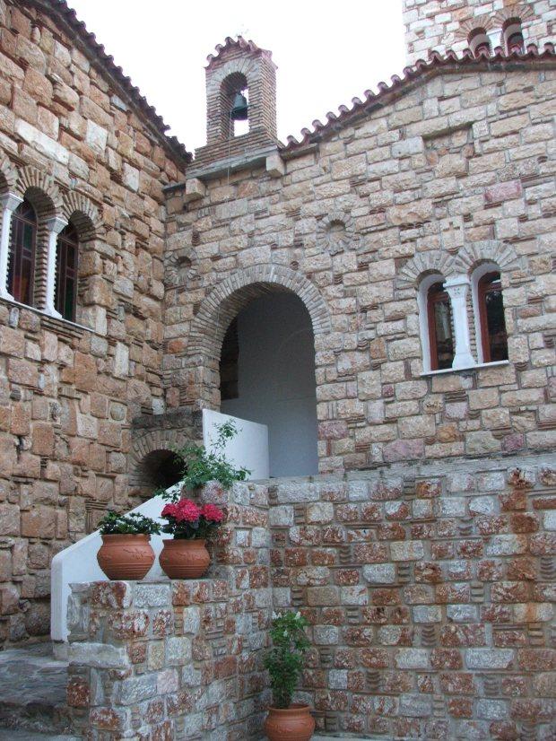 Man Sf Efrem cel Nou, Nea Macri, Grecia (3)