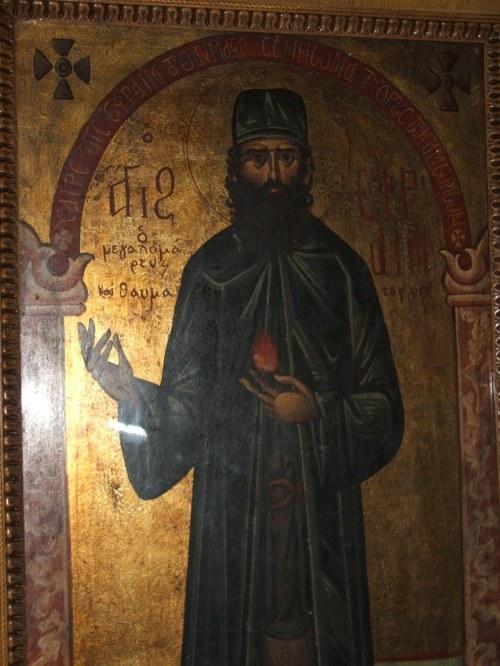Sf Efrem cel Nou (5 mai)