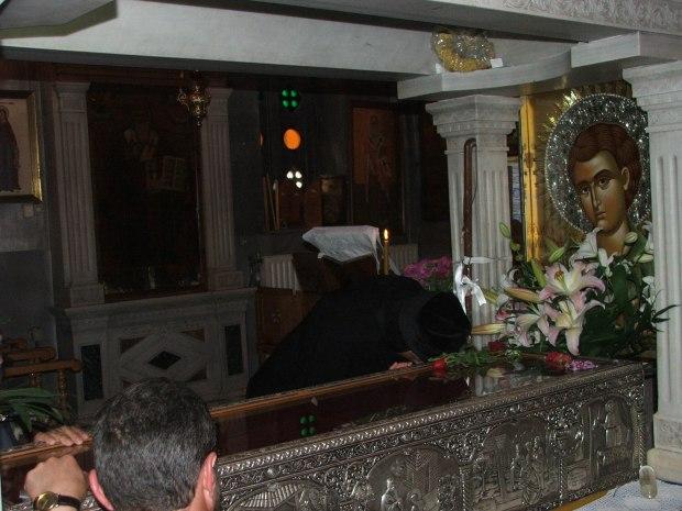 La Sf Ioan Rusul, Evia, Grecia sept 2008