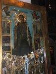 Icoana Sf Ioan Rusul, procopie, Evia, Grecia sept 2008