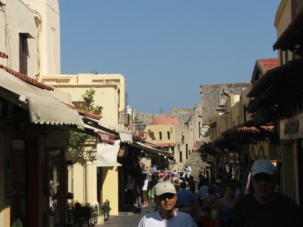 Cetatea medievala Rodos