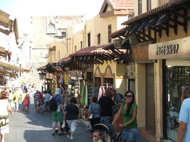 cetatea medievala Rodos 1
