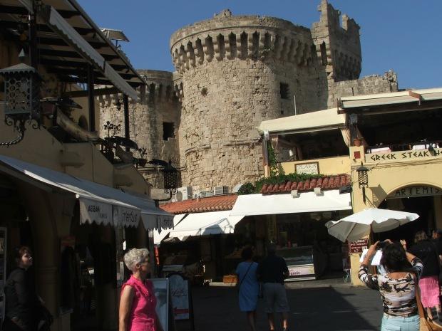 cetatea medievala Rodos 2