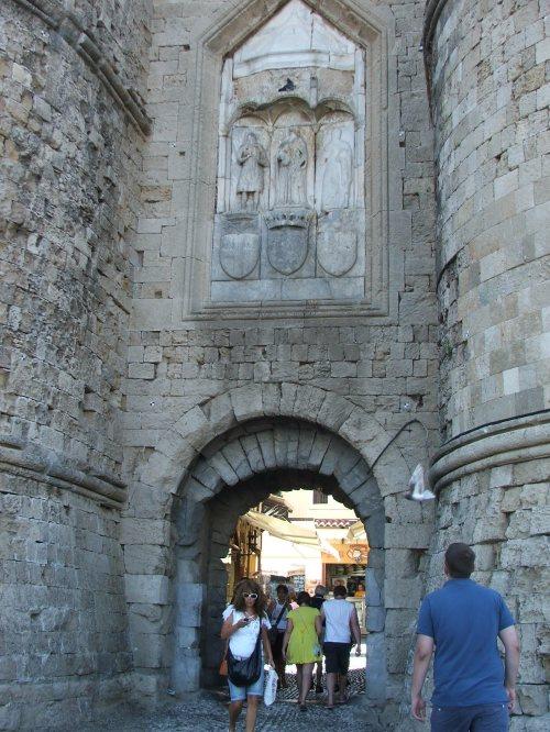 Cetatea medievala Rodos 4