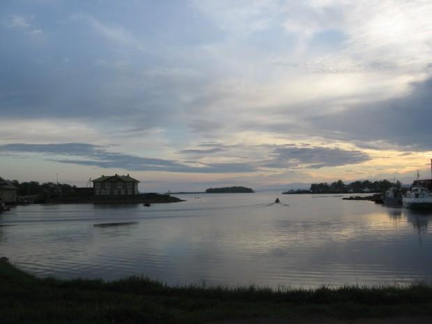 Noapte alba la Solovet, 21 iunie 2008