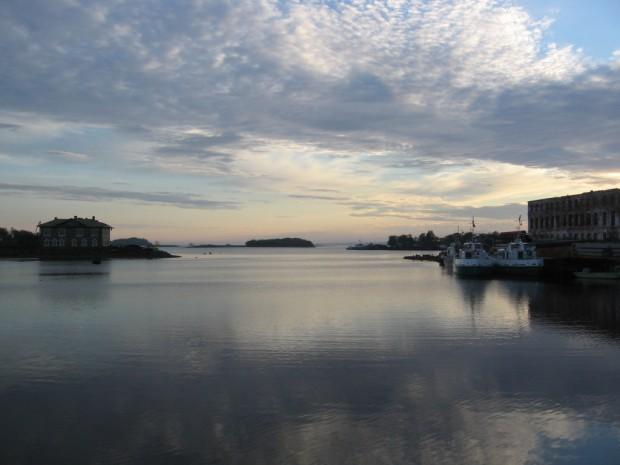 Noapte alba, continua, la Solovet, 21 iunie 2008