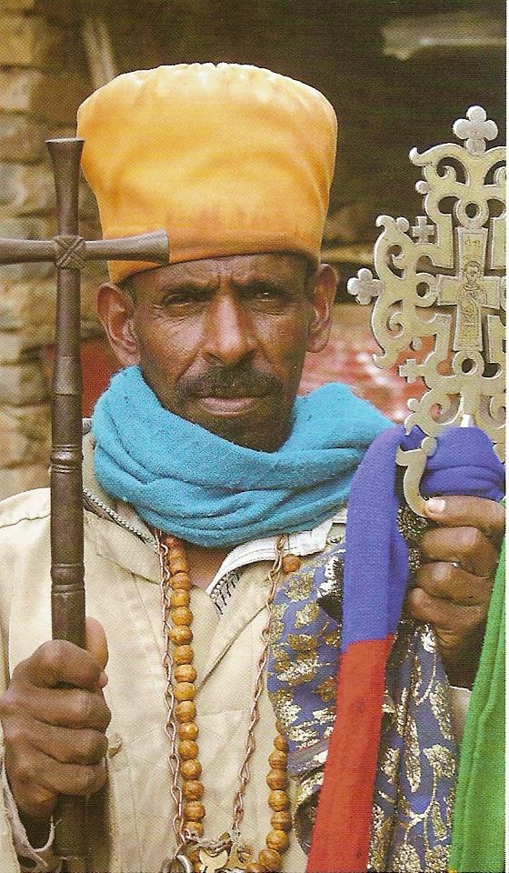 etiopia preot