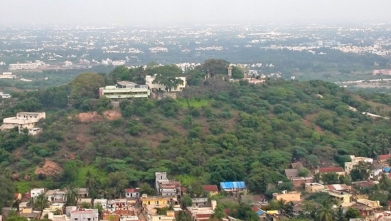 Muntele Sf Ap Toma, Chennai, India