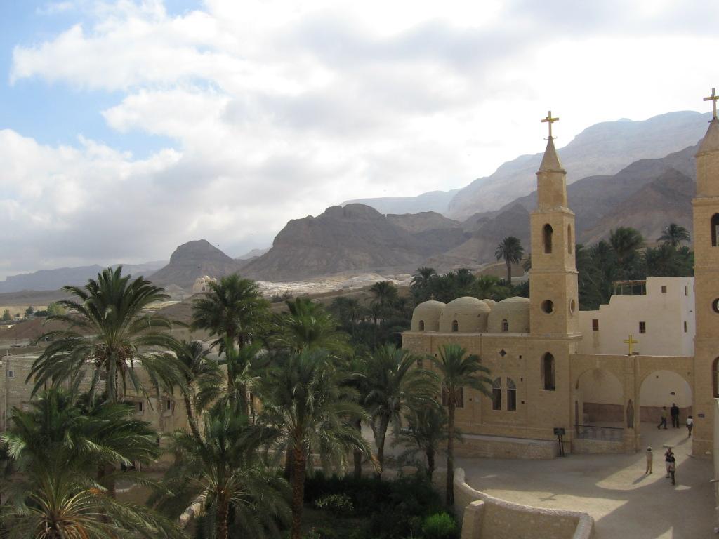 Manastirea Sf Antonie cel Mare