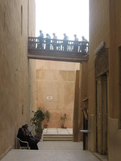 11. Man. Sf. Paisie, desertul Nitria, Egipt