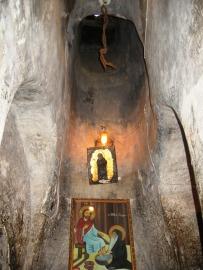 5.Chilia Sf Paisie sec 4, M. Sirienilor, Nitria, Egipt