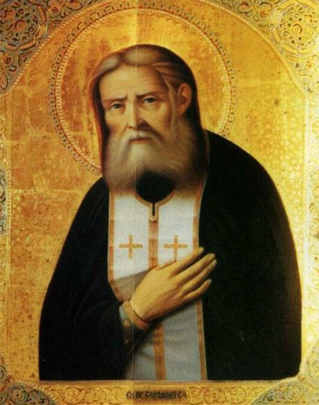 1 Sf Serafim de Sarov
