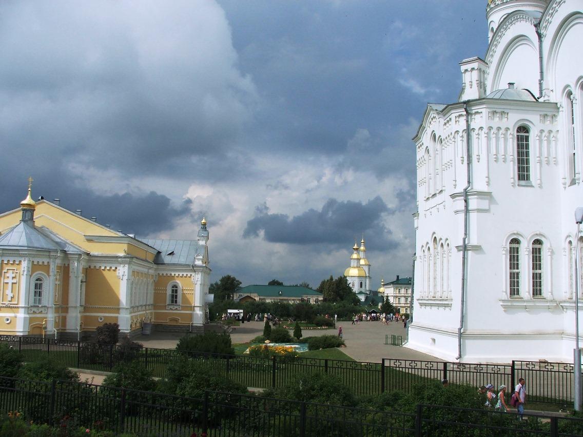 3 Manastirea Diveevo