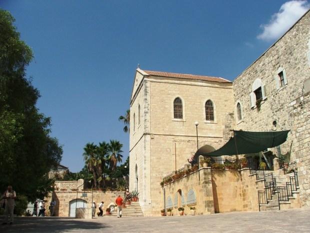 5 Man Sf Ioan Botezatorul Ein Karem ( locul nasterii)