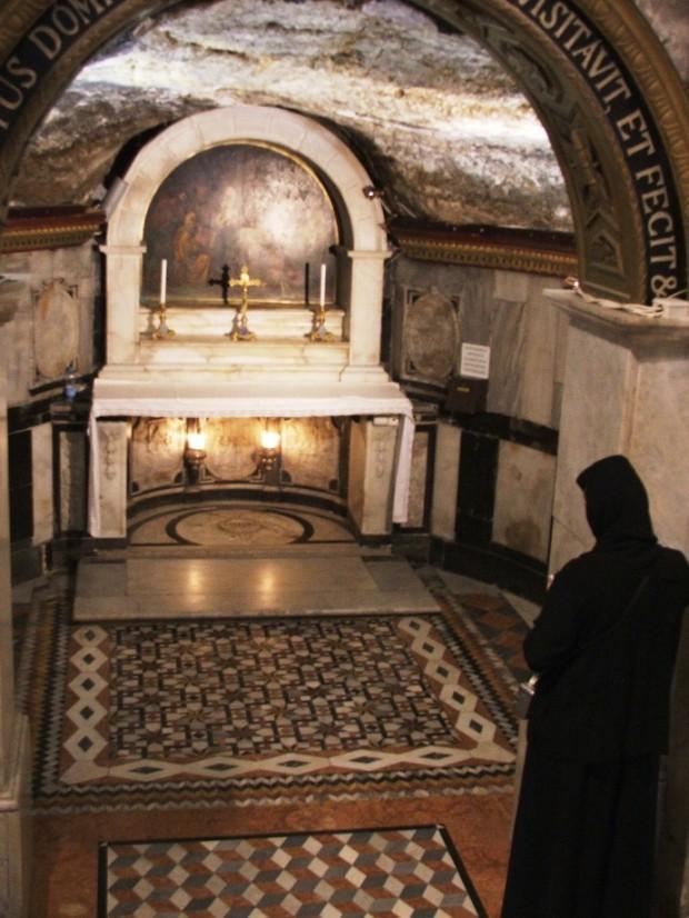 6 Man Sf Ioan Botezatorul Ein Karem ( locul nasterii)