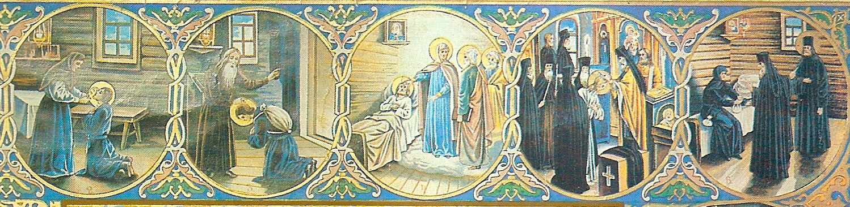 Sf Serafim viata 1