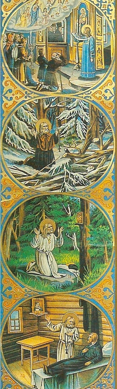 Sf Serafim viata 2