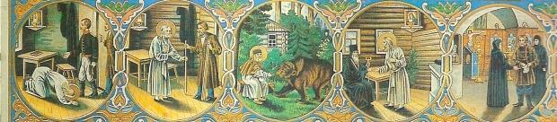 Sf Serafim viata 3