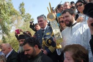 19, ora 12,08 oficiali iordanieni