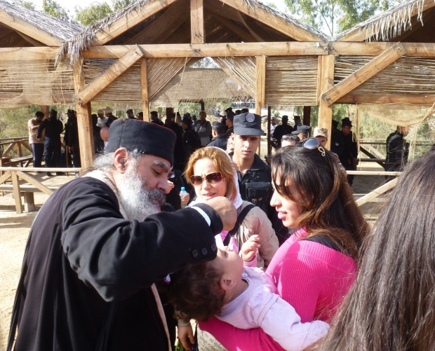 49 Pr Isaia, miruind crestinii iordanieni