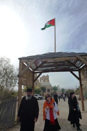 51 Final de procesiune Boborteaza, Iordania 2013