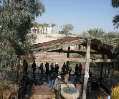 Comparatie 1 - malul iordanian ian 2011