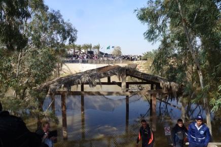Comparatie 1 - malul iordanian ian 2013