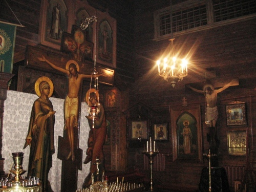 11 Sf Serafim de Virita,biserica
