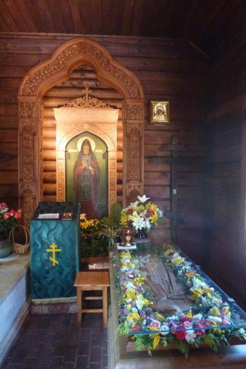 2 Sf Serafim de Virita, mormantul