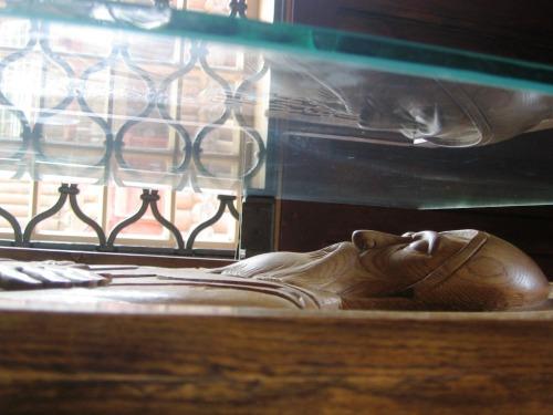 5 Sf Serafim de Virita, mormantul