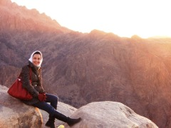 Mt Sinai, apus de soare 4