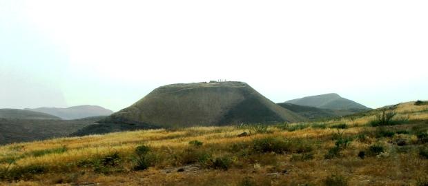 2 Mukawir - Locul Taierii Capului Sf Ioan Botezatorul (Iordania)