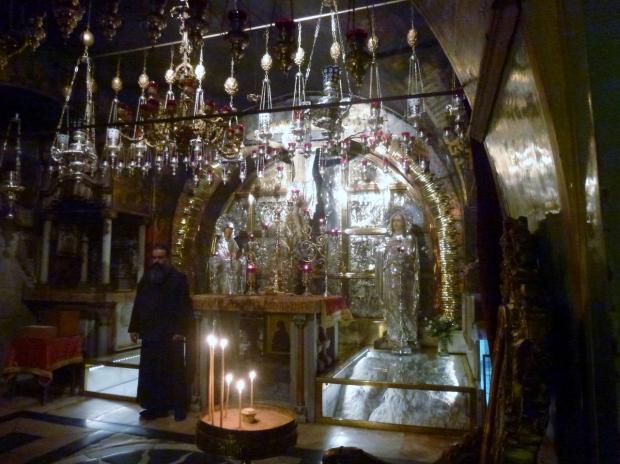 1. Golgota, altarul ortodox, 11 oct 2013