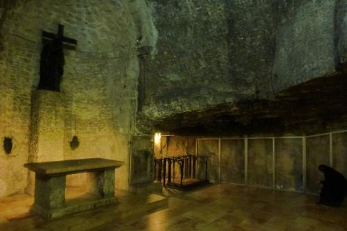 18. Capela aflarii Sf Cruci