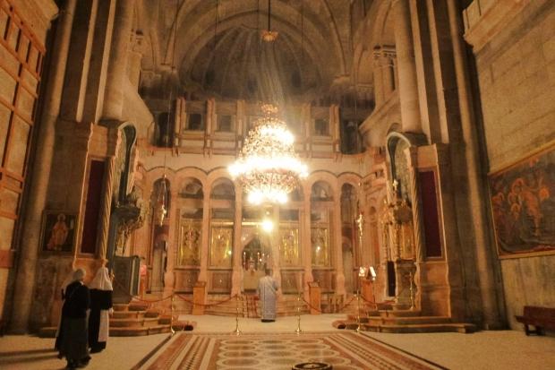 22. Biserica Invierii, Utrenia