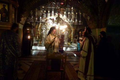 24. Sf Liturghie arhiereasca la Golgota, 11 oct 2013