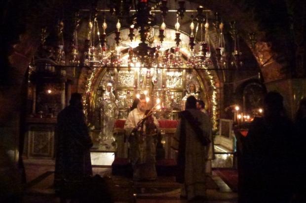 25. Sf Liturghie arhiereasca, Golgota, 11 ocr 2013